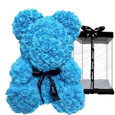 Μπλε αρκουδάκι - 40cm