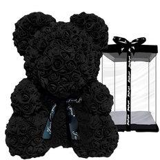 Μαύρο αρκουδάκι - 40cm